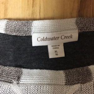 Coldwater Creek Tops - Coldwater Creek Top/Sweater
